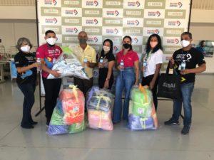 Empresários da ACIP de Paraíso distribuem 2.000 máscaras e capacitam comunidade para produção em parceria com o SENAI