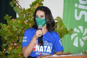 Acip participa de lançamento da Edição 2020 Encantos de Natal promovido pela Prefeitura de Paraíso
