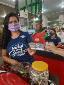 20 mil cupons da campanha Natal dos Sonhos, da ACIP, já foram cadastrados