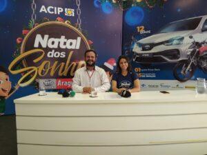 Acip recebe inclusão de mais premiações para Campanha Natal dos Sonhos
