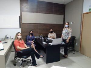 Acip recebeu equipe do Sebrae, regional Vale do Araguaia